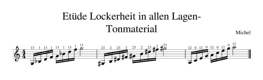 Tonmaterial
