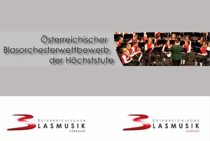 2. Österreichischer Blasorchesterwettbewerb