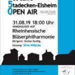 Stadecken-Elsheim OPEN AIR mit Jazz-Sängerin Silvia Willecke