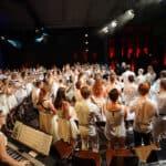 """Anmeldung zur """"Musikalischen Probenwoche"""" an der Ostsee"""