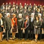 Festakt für die neue Geschäftsführerin der Sächsischen Bläserphilharmonie