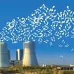 Zukunftsmusik braucht Energie - Sächsische Bläserphilharmonie bringt Kraftwerk Lippendorf zum Klingen