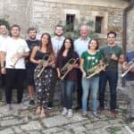 Von kroatischen Trompeten, einem Professor und viel, viel Musik...