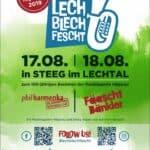 LechBlechFescht - 100 Jahre Musikkapelle Hägerau