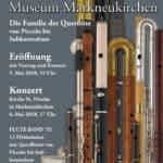 Von Piccolo bis Subkontrabass - Sonderausstellung in Markneukirchen