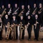 Swiss Saxophone Orchestra spielt französische und britische Musik