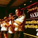 "Bigband-Festival ""Swingin' Saxonia"""
