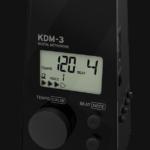 KORG stellt mit dem KDM-3 ein neues Metronom der Spitzenklasse vor