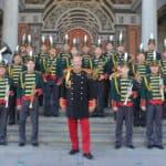 Russische Rekord-Kapelle spielt in Ellmau