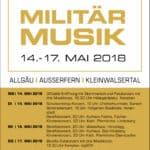 Sternmarsch als Auftakt zur Woche der Militärmusik