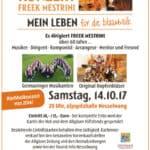 Abschiedskonzert von Freek Mestrini