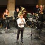 Brass Fire Dance - Allen Vizzutti gastiert  in Österreich und Deutschland
