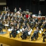 Die Audi Bläserphilharmonie spielt für einen guten Zweck