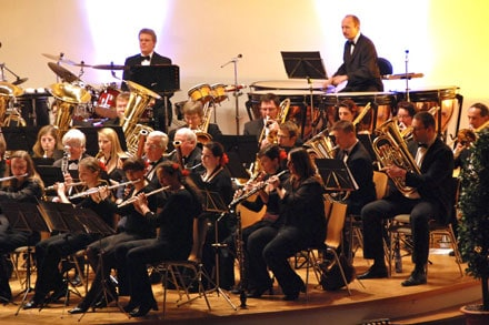 Regensburger Bläserphilharmonie - Konzerte in der Natur