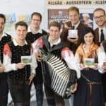 """Premiere: """"Egerland trifft Oberkrain"""" - Erstmals im Allgäu"""