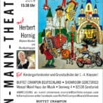 Ein-Mann-Theater mit Herbert Hornig im Showroom Geretsried
