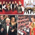 Euregio Musikfestival - Konzerte und Veranstaltungen zum 20. Jubiläum