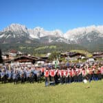 Magnet für Musikkapellen - das Internationale Blasmusikfestival