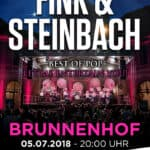 """""""Bigband Fink & Steinbach"""" - Open-Air-Konzert im Brunnenhof München"""