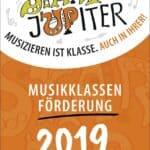JUPITER fördert den Aufbau von neuen Musikklassen - jetzt bewerben!