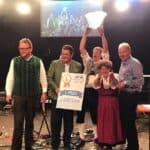 """Musikverein Stockheim gewinnt """"LEW-Blasmusik-Cup 2017"""""""