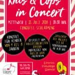 Mid EUROPE Blasmusikfestival - 2018 mit Kinderkonzert