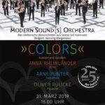 """""""Colors"""": Konzert des Modern Sound[s] Orchestra mit Solisten"""