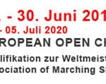 """""""Brücken bauen über Grenzen"""" - European Open Championships 2019"""