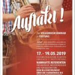 """Volksmusikseminar """"Auftakt"""" in Freyung"""