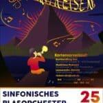 """""""Traumreisen"""" - Erstes Konzert des Sinfonischen Blasorchesters Rhein-Pfalz"""