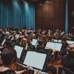 Konzert im Pfalzbau des Sinfonischen Blasorchesters Ludwigshafen