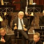Bundespräsident Frank-Walter Steinmeier besuchte die Deutsche Bläserakademie