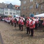 Tag der Spielleute des Hessischen Musikverbandes war ein voller Erfolg