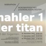 Konzerte des Nordbayerischen Jugendblasorchesters und WiBraPhon