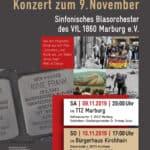 Wendepunkte: Konzert zum 9. November