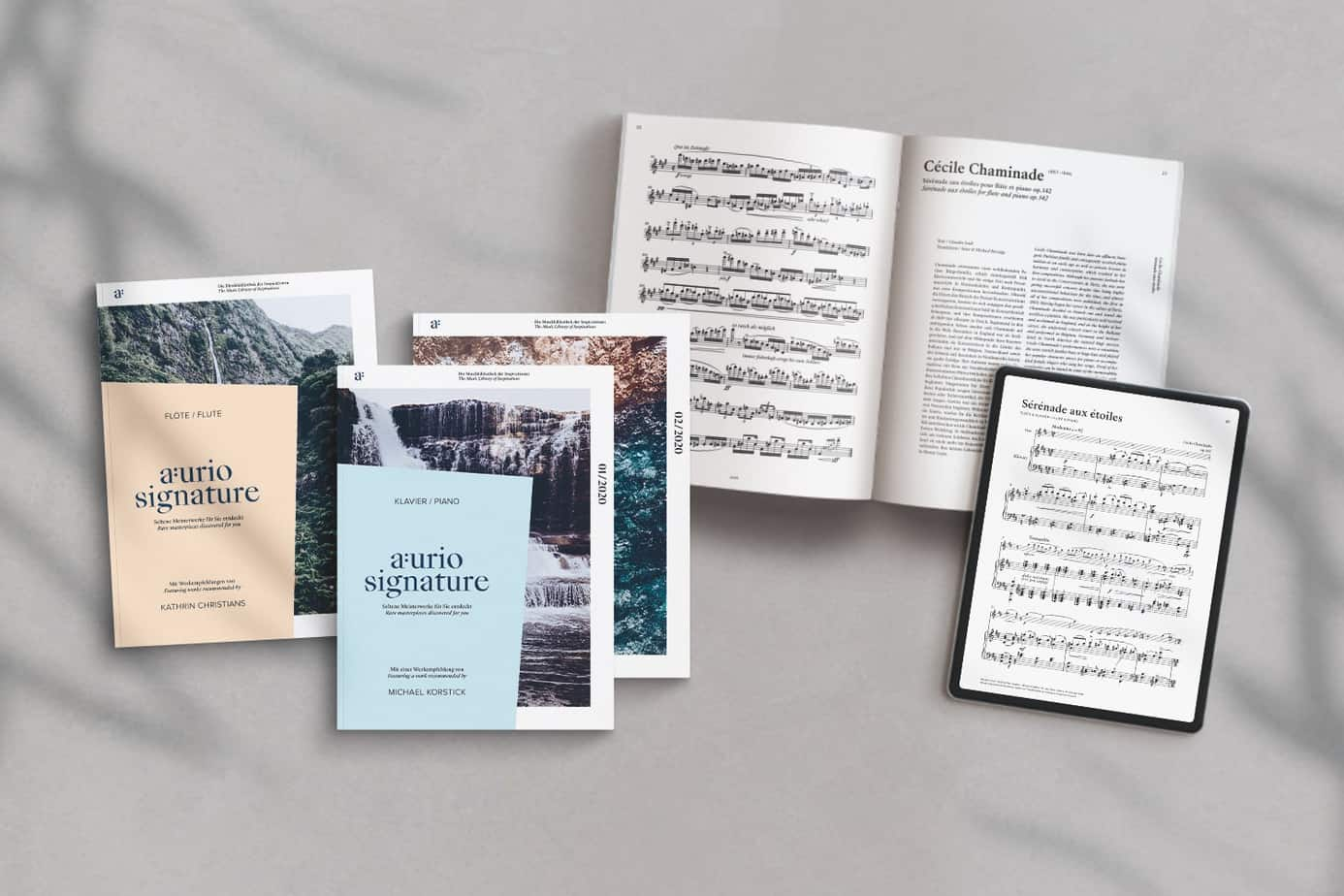 Geheimtipps in Serie vom Aurio Verlag