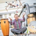 """Christian Benning: """"Die Vielseitigkeit des Schlagzeugs fasziniert mich!"""""""