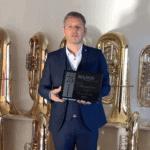 Miraphone erhält den Milestone Award