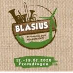 BLASIUS-Festival 2020 ist abgesagt