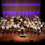 Das Landespolizeiorchester Brandenburg – singen statt mobben