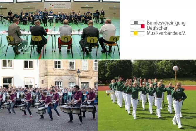 Deutsche Meisterschaft der Spielleutemusik