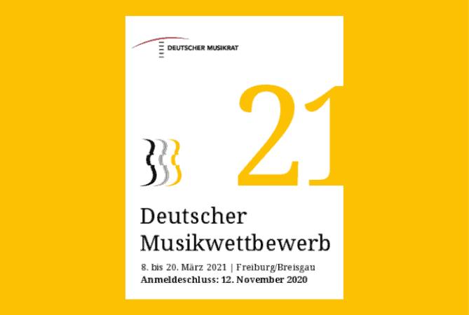 Deutscher Musikwettbewerb 2021