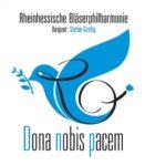 """Rheinhessische Bläserphilharmonie mit """"Dona nobis pacem"""""""