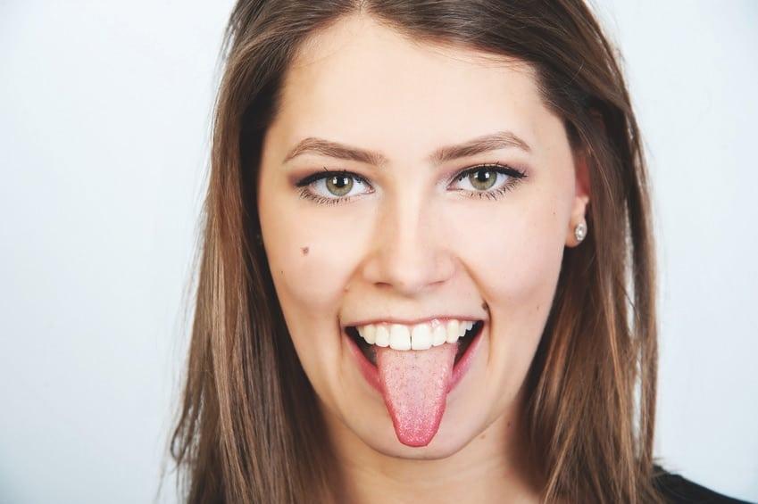 Training für die Zunge