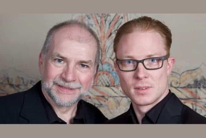 """Grooving Klezmer"" mit Helmut Eisel & Sebastian Voltz"