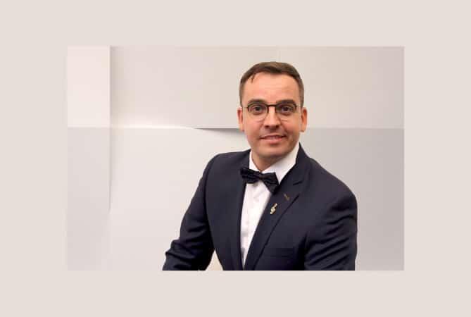 Sächsische Bläserphilharmonie mit neuem Geschäftsführer Falk Hartig