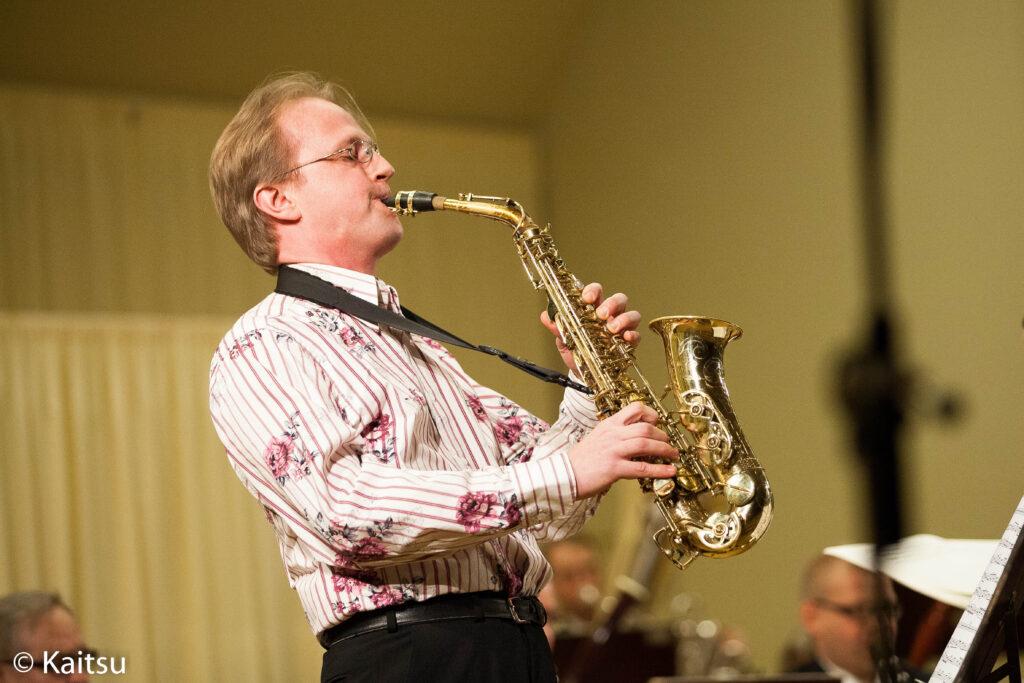 Saxofonkonzert