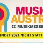 Music Austria in Ried fällt aus