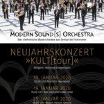 KULT[tour] - Modern Sound[s] Orchestra lädt zu seinen Neujahrskonzerten ein