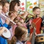 Musikunterricht an Grundschulen hat eine wichtige Bedeutung